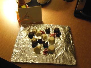 MDay Chocolate 2013