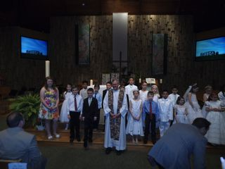 1st Communion April 2013